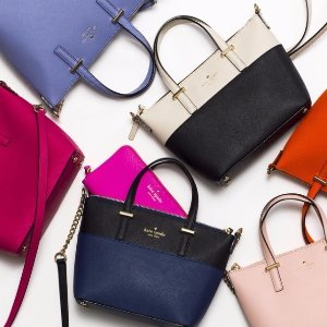Surprise Sale! Up to 75% offSelect Tote Bags @ kate spade