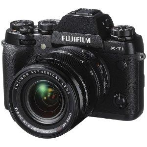 $849 5折仅今日史低价:Fujifilm X-T1 机身 + 18-55mm 镜头