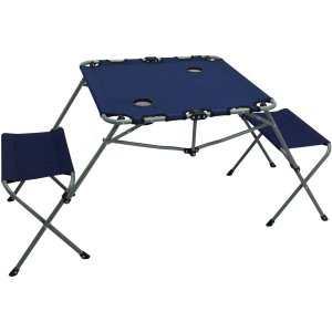 $19.99Ozark Trail 2合1 野外折叠式餐桌椅