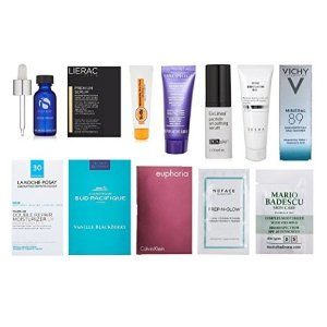 $19.99Women's Luxury Beauty Sample Box (get an equalivalent credit for future full-size purchase)
