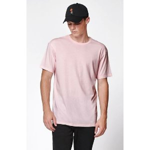 On The Byas Late Solid T-Shirt at PacSun.com