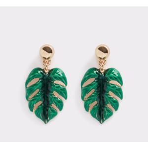 Nydeanna Medium Green Women's Earrings | ALDO US
