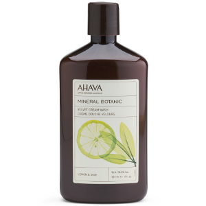 Lemon & Sage Mineral Botanic Cream Wash
