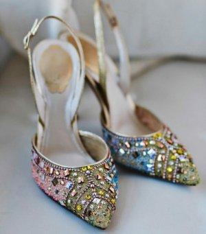 最高减$200+无税!Bergdorf Goodman 精选 Rene Caovilla 女鞋热卖