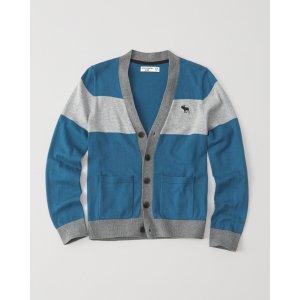 boys sweater cardigan   boys clearance   Abercrombie.com