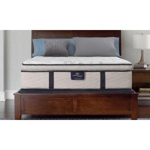 Serta Radford Pillowtop Mattress Set—Adjustable Base Option | Groupon