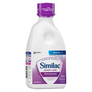 Similac® Expert Care Alimentum Ready-to-Feed Infant Formula 32 Fl Oz bottle : Target