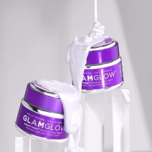 Free gift ($20 value)With $29+ order @ GLAMGLOW
