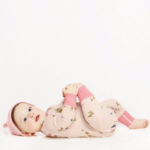 $25Baby Sleepers + Layette @ Hanna Andersson