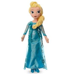 Elsa Plush Doll - Medium - 20'' | Disney Store