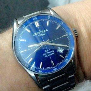 Certina Men's DS 1 Watch Model: C006-407-44-041-00