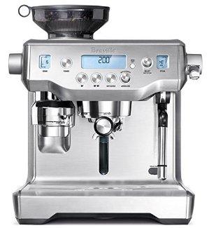 $1199.99仅限今天!Breville RM-BES980XL 智能半自动意式咖啡机(官翻)