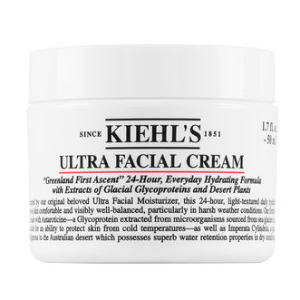Ultra Facial Cream, Skincare and Body Formulations - Kiehl's