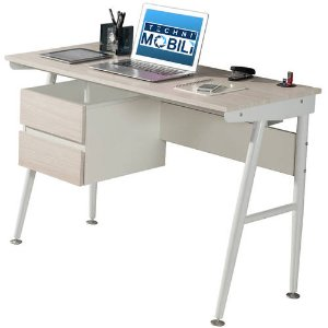$90.28Techni Mobili Hasley Student Desk with 3-Port USB and Storage