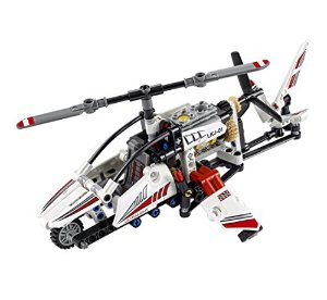 Lowest price! $15.99LEGO Technic Ultralight Helicopter 42057 Building Kit