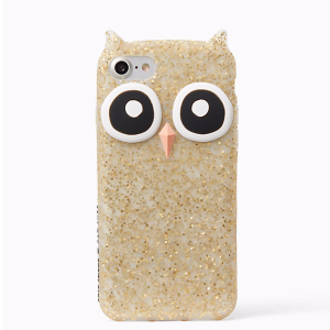 silicone owl iphone 7/8 case
