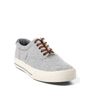 Vaughn Linen-Cotton Sneaker