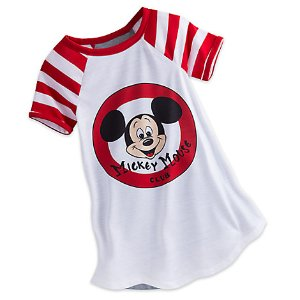 Mickey Mouse Club Nightshirt for Girls | Disney Store