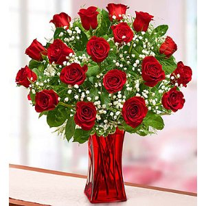 Blooming Love™ Premium Red Roses