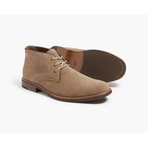 SUEDE CLEAN CHUKKA | TAN | Dockers® United States (US)