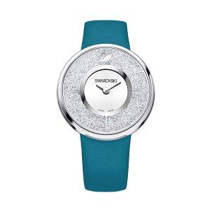 Crystalline Green-Blue Watch - USA - Swarovski Online Shop
