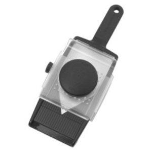 KitchenAid Handheld Mandoline V Slicer Plastic and Stainless Steel White