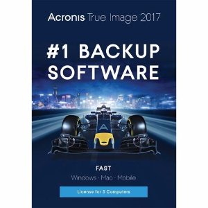 Free!Acronis True Image 2017 - 5 Device