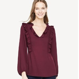 40% OffFull-Price Sweaters & Tops Sale