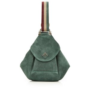 Micro Fernweh Suede Backpack
