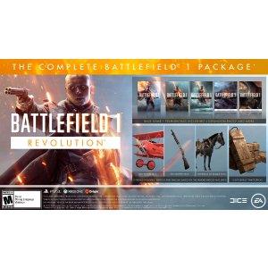 Battlefield 1: Revolution XB1