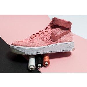 Nike Air Force 1 Ultra Flyknit Women's Shoe.