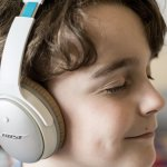 Bose QuietComfort 25 Acoustic Noise Cancelling Headphones for Samsung & Android White