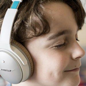 $169.95 包邮Bose QuietComfort 25 主动降噪耳机 苹果设备版 白色