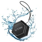VicTsing Vtin  5W Wireless Waterproof Bluetooth Speaker with Mic
