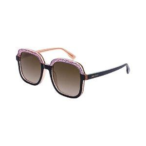 Jimmy Choo Women's Glint/S 53mm Sunglasses