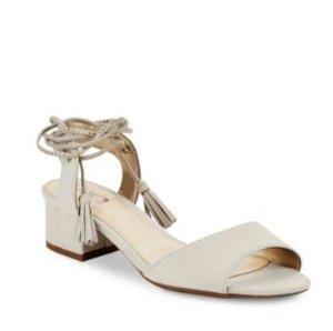 $19.99-$29.99Circus by Sam Edelman Isabel Microsuede Block Heel Sandals