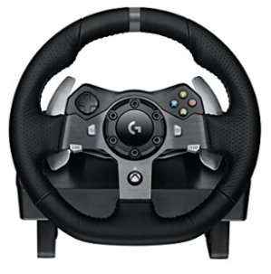 £219.99Logitech G920 UK Plug Driving Force Racing Wheel for Xbox One and PC