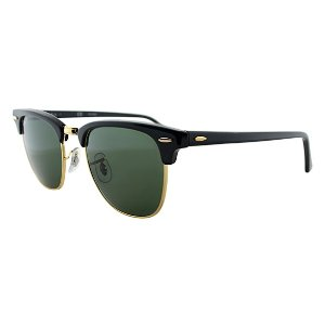 Ray-Ban 3016_901/58 Polarized Clubmaster