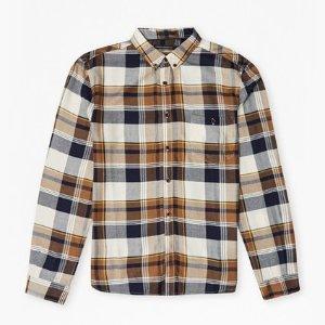 Rayon Shirting Check Shirt