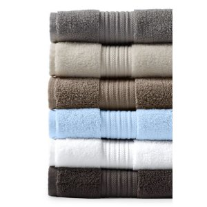 Hydrocotton Bath Towel from Lands' End