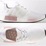 """adidas NMD R1 """"White Rose"""" @ adidas"""