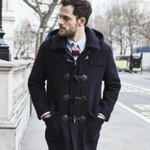 低至$59包邮折扣升级:Jos. A. Bank 男士高品质羊毛外套 冬季呢子大衣热卖专场