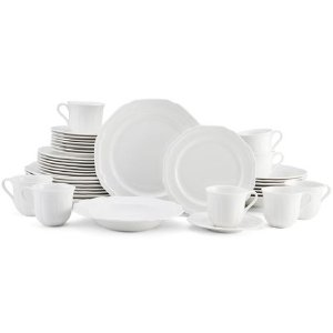 Mikasa® Antique White 40 Piece Dinnerware Set