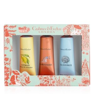Crabtree & Evelyn - Best Sellers Hand Therapy Sampler
