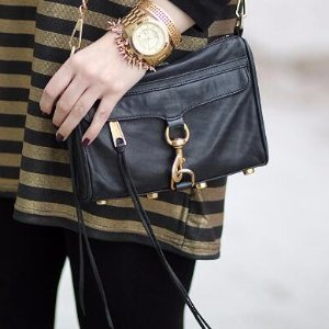 Up to 50% Off+Extra 25% OffMAC Collection @ Rebecca Minkoff