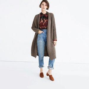 Fulton Sweater-Coat