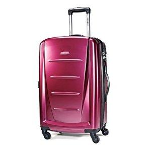 新秀丽Samsonite Luggage Winfield 2 28寸行李箱玫红色