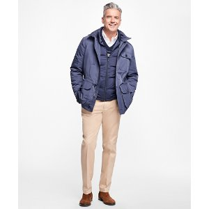 Three-in-One Field Jacket - Brooks Brothers