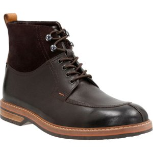 Mens Clarks Pitney Hi Ankle Boot - FREE Shipping & Exchanges