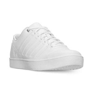 K-Swiss Men's Court Westan Casual Sneakers